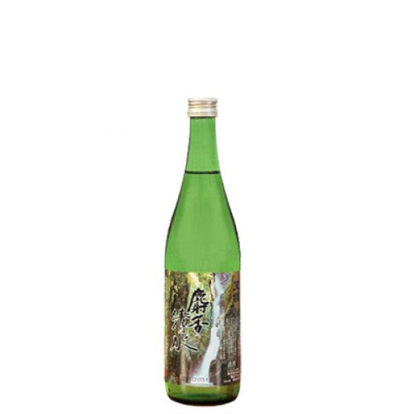 画像1: 本醸造酒 『麝香清水』720ml (1)