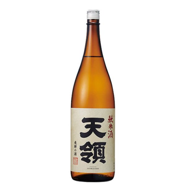 画像1: 純米酒 天領 1800ml (1)