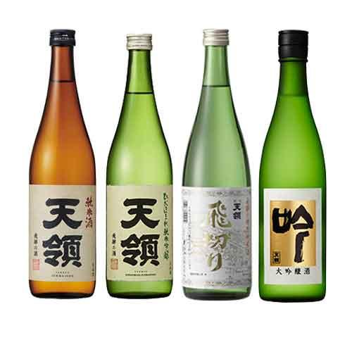 天領の日本酒